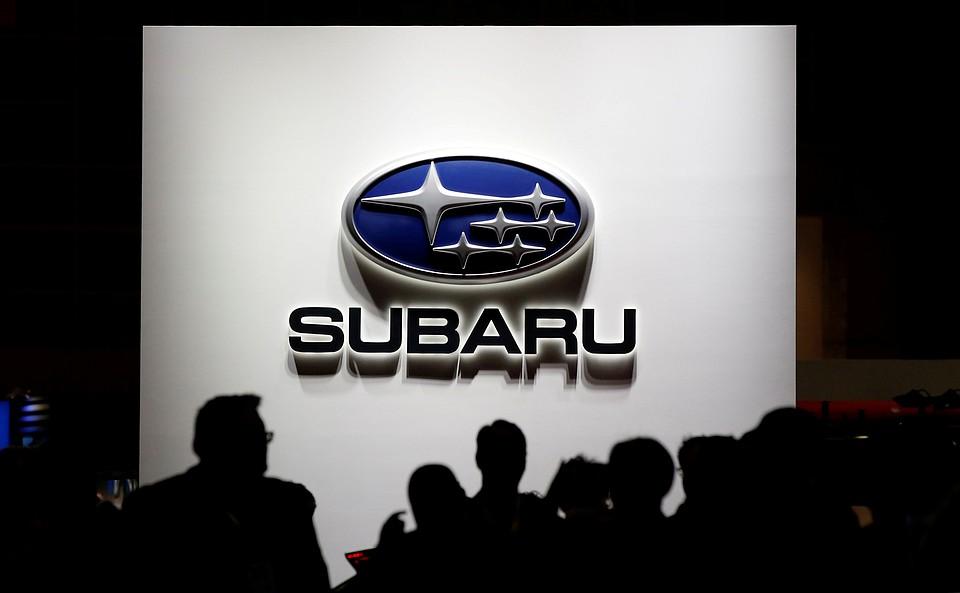 Субару отзывает практически 400 тыс авто