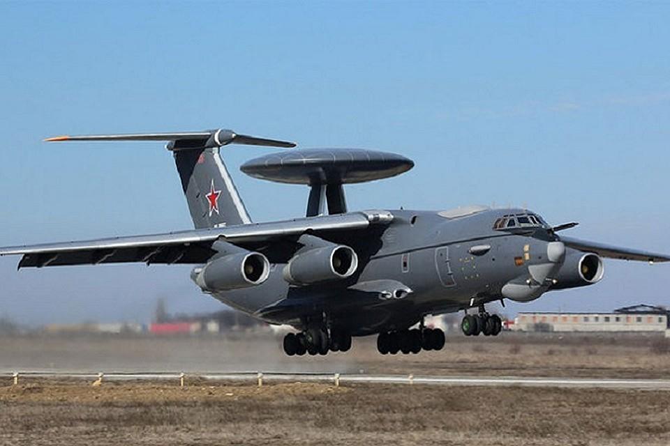 1-ый полет совершил новый русский самолет А-100