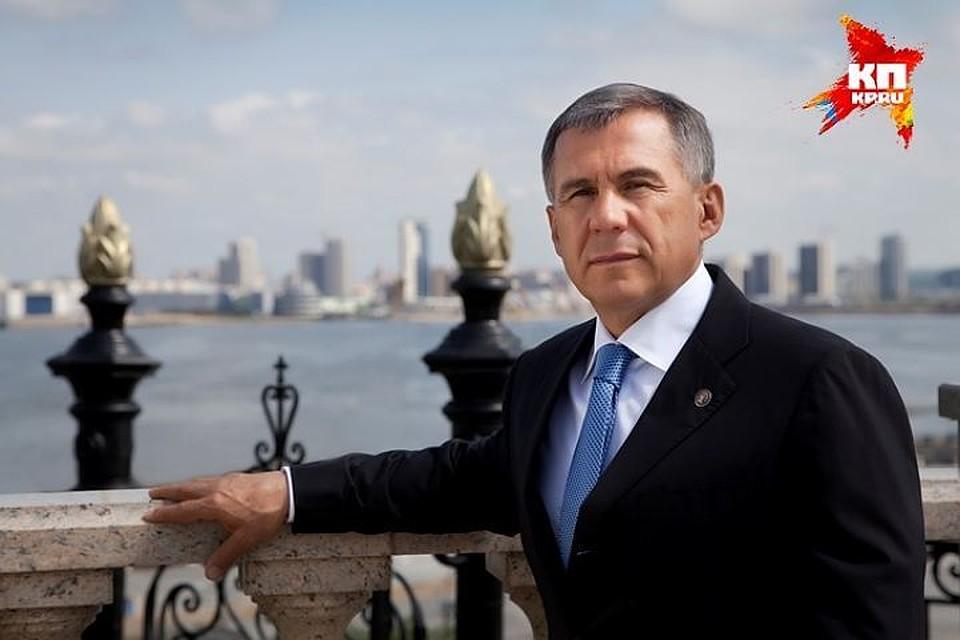 Президент Татарстана отправился срабочим визитом воВьетнам
