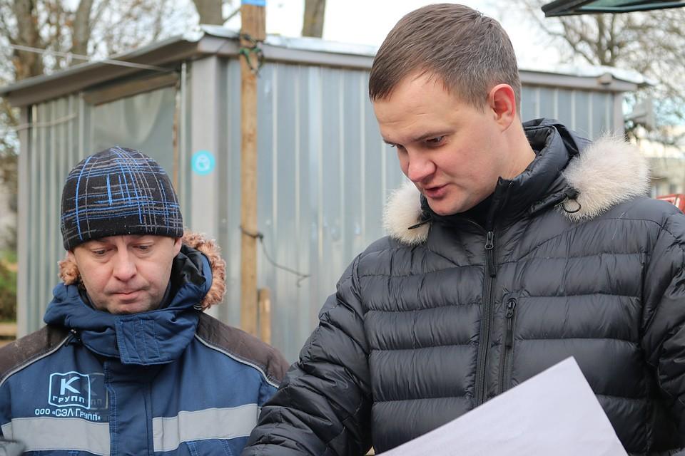 Руководитель комитета построительству «заболел» после слухов оботставке