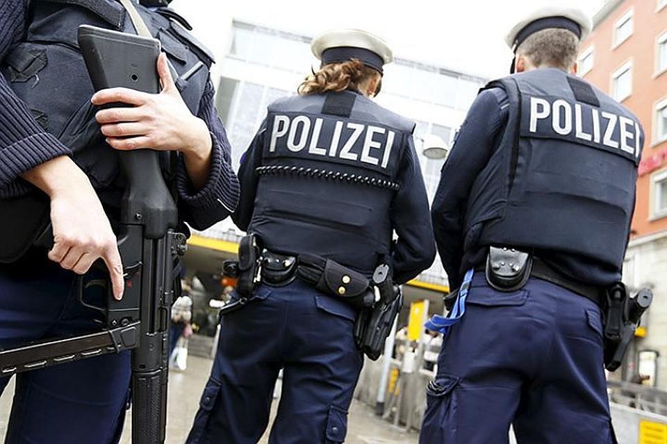 ВГермании задержали подозреваемых вподготовке теракта