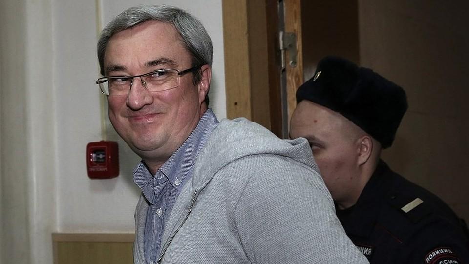 Генпрокуратура утвердила обвинительное заключение против экс-главы Коми Гайзера