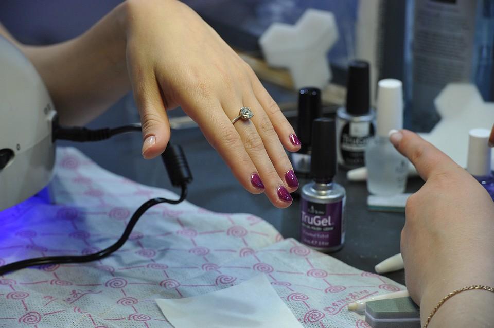 Фото обучение по наращиванию ногтей