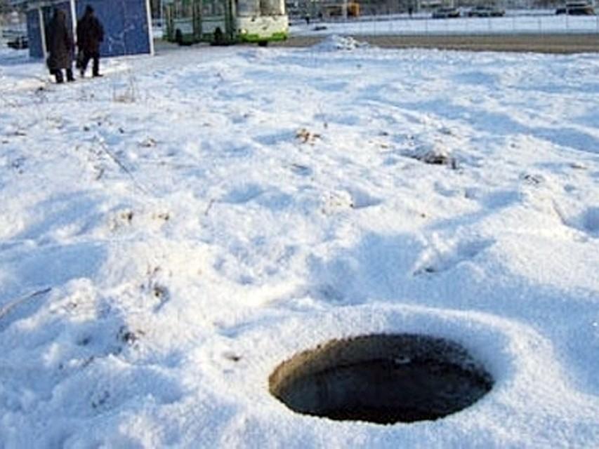 ВЩёкинском районе воры насанках увезли канализационные люки