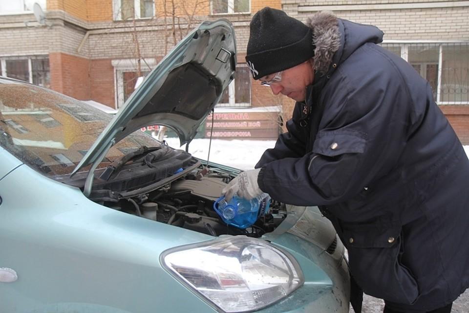 Роспотребнадзор в 14 случаях в незамерзайке которую продавали в Иркутске превышен метанол