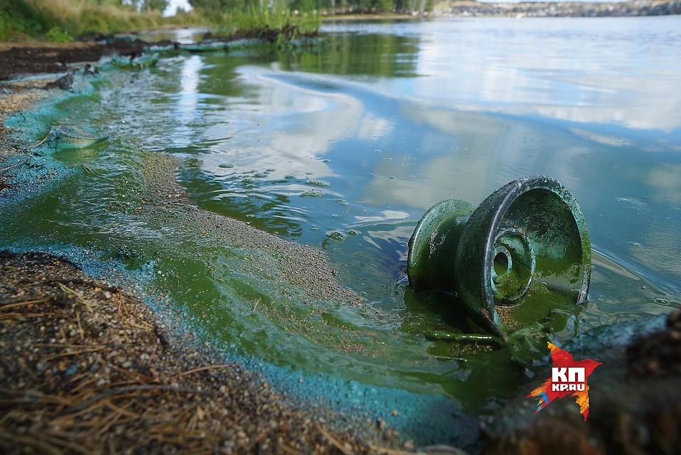 Свердловские власти истратят 39 млн. руб. на чистку нижнетагильского питьевого источника