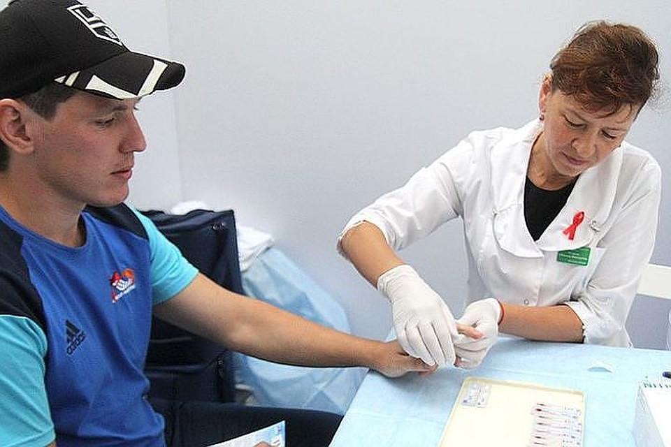 ВПрикамье сложилась неблагополучная ситуация поВИЧ игепатиту А