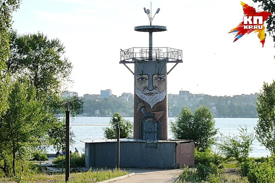 ВВоронеже презентуют концепции парка «Дельфин»
