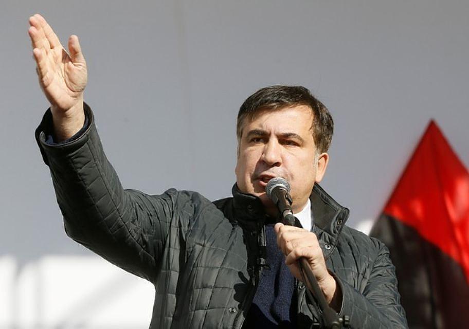 Саакашвили отказывается отприглашения явиться надопрос вСБУ