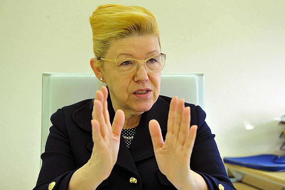 Мизулина одобрила решение Владимира Путина выдвигаться напрезидентские выборы