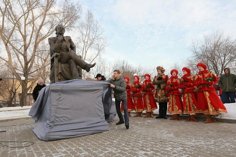 ВКрасноярске состоится открытие монумента хореографу Михаилу Годенко