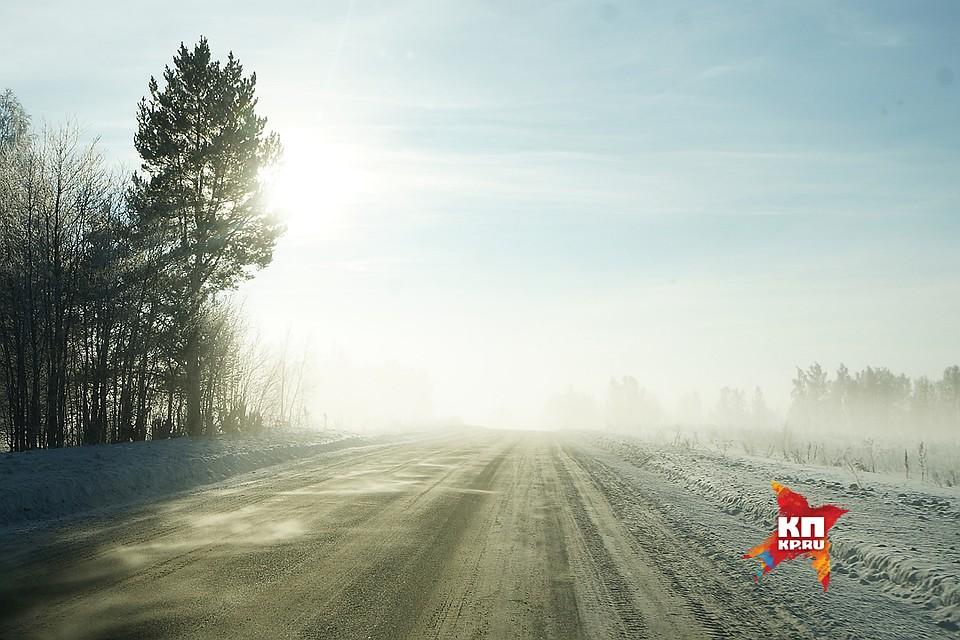 Движение автобусов ограничено нарегиональной трассе вСвердловской области