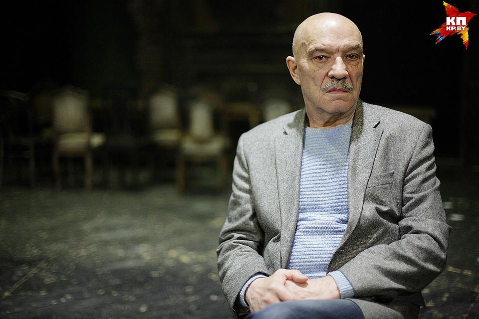 Скончался заслуженный артист Беларуссии Иван Мацкевич