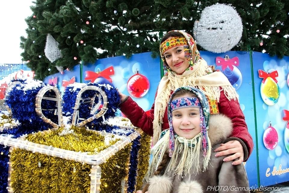 ВТуле открылась резиденция Деда Мороза