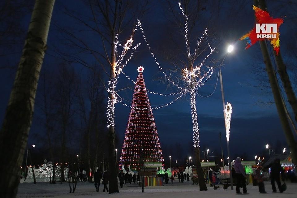 ВКрасноярске утвердили даты новогодних ирождественских мероприятий
