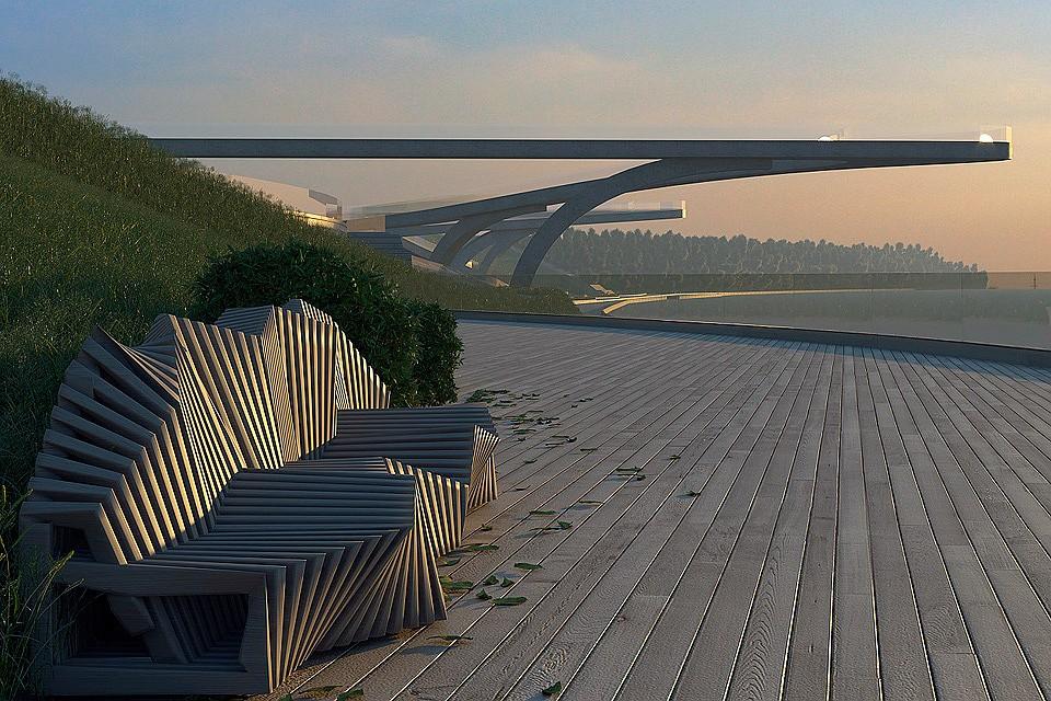 Очередной парящий мост может появиться в столицеРФ