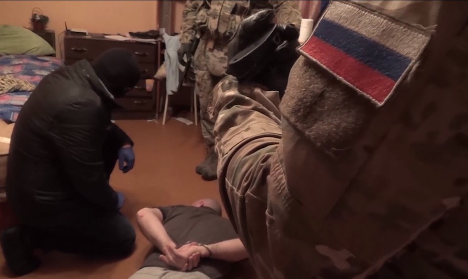 ВПетербурге предотвратили запланированные на16декабря теракты— ФСБ