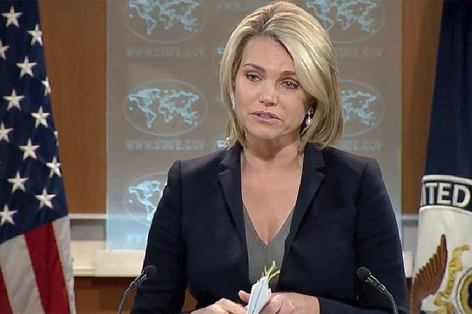 Госдеп США осудил руководство Сирии из-за переговоров вЖеневе