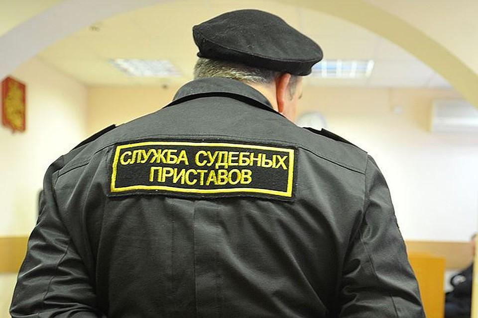 ВПерми приставы арестовали иномарку должника зауслуги отопления