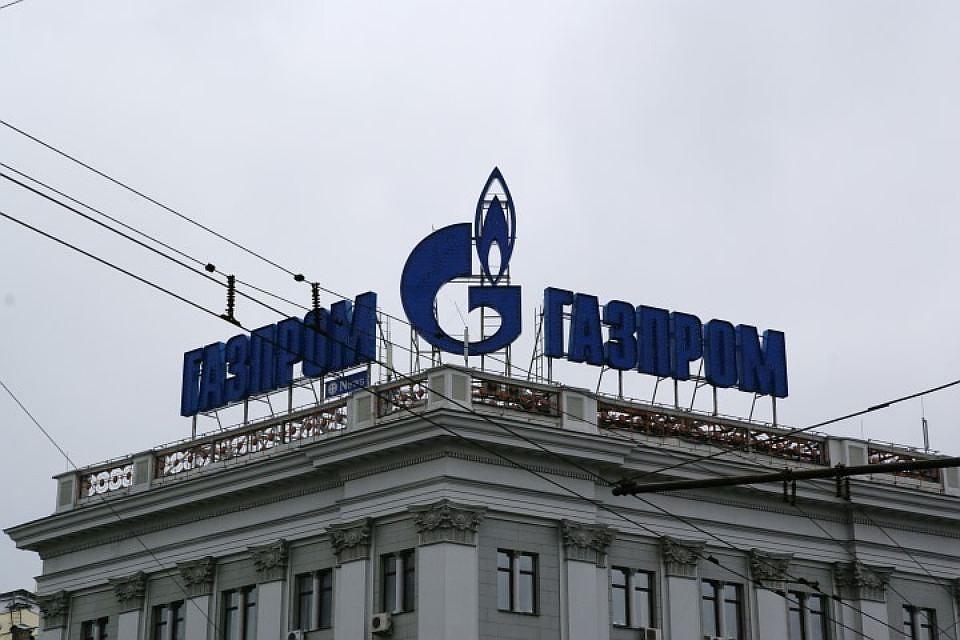 «Газпром» в 2017г. увеличил добычу газа на13,4%