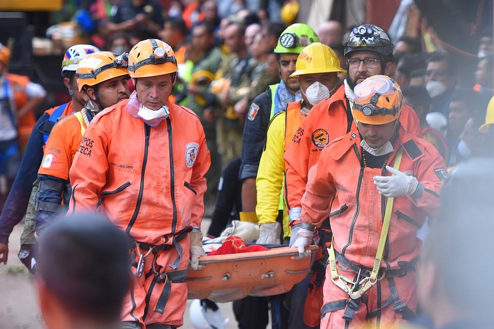 ВМексике в итоге ДТП споездом погибли два человека