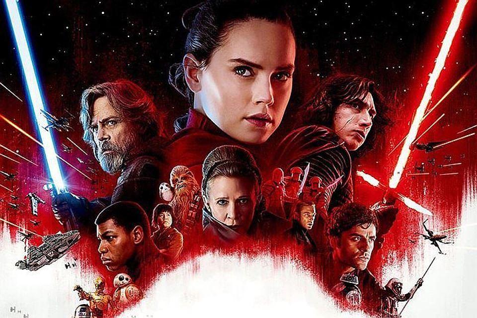 8-ой отрывок киносаги «Звёздные войны» окупился допремьеры