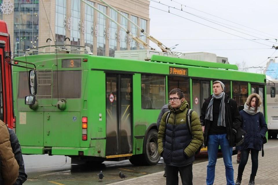 ВЧебоксарах вырастет плата запроезд втроллейбусах