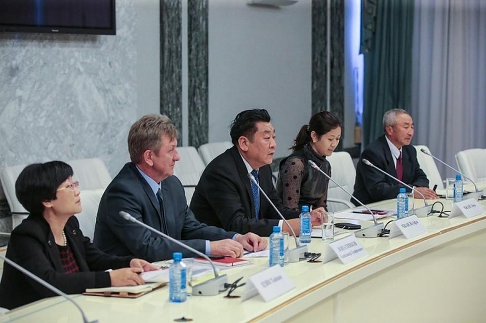 Китайская компания создаст вПриморье морскую ферму— Одно изпервых