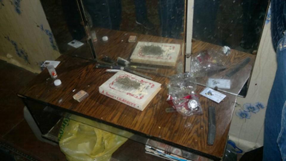 ВТюмени ликвидирован наркопритон наулице Широтной
