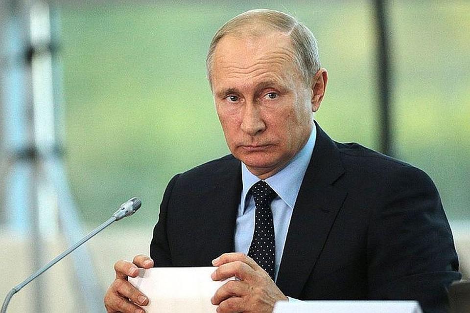 Путин рассказал обударах ФСБ поиностранным спецслужбам вРоссии