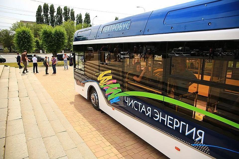 «Метроэлектротранс» предложил «Волгобасу» поднять запас хода электробуса