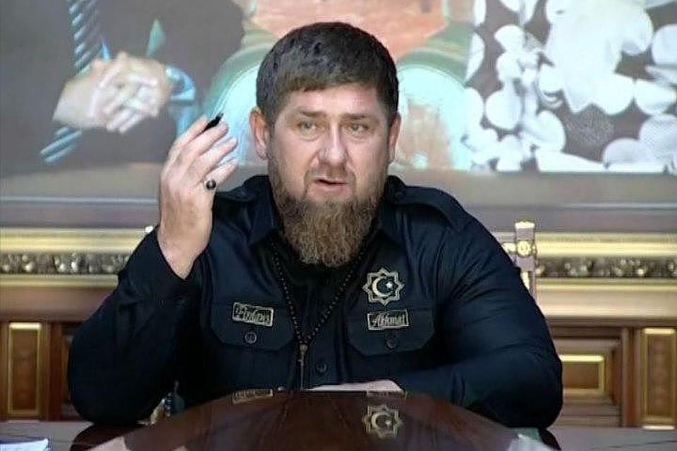 Кадыров назвал число вывезенных изСирии женщин идетей