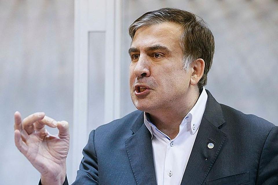 Саакашвили призвал украинцев держаться подальше от«любителей порошенковского кофе»