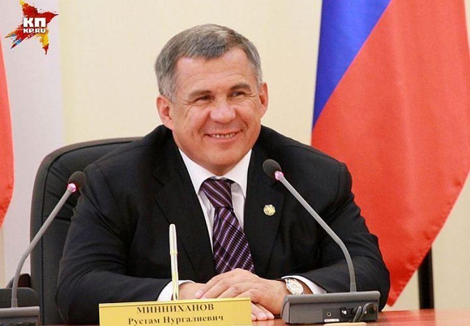 ВТатарстане упразднили должность ассистента президента республики