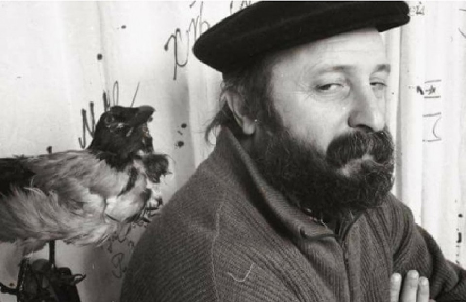 Скончался художник театра «Лицедеи» Борис Петрушанский