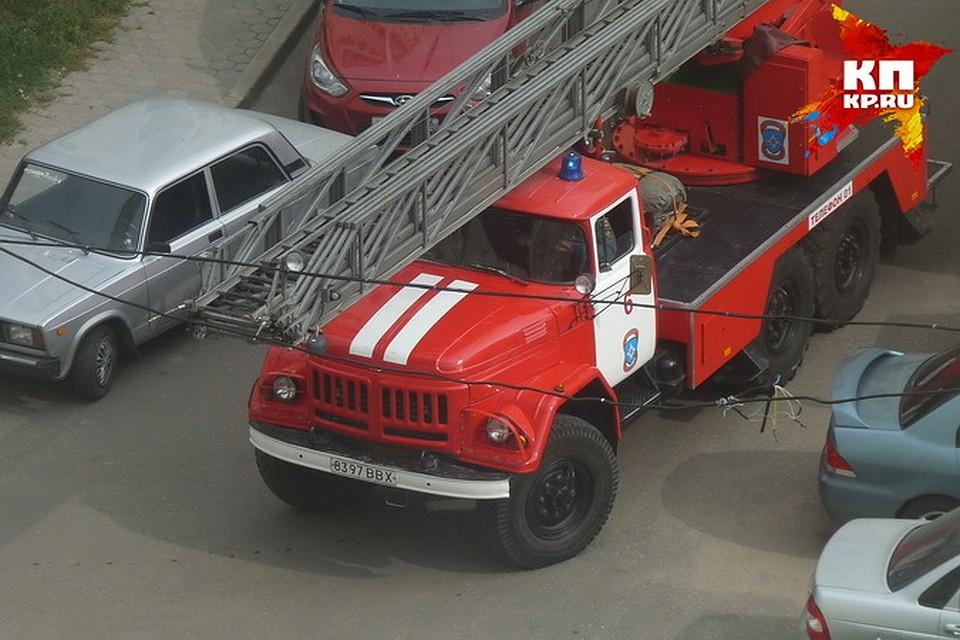 ВВоронеже впожаре впятиэтажке погибли двое ипострадали пятеро