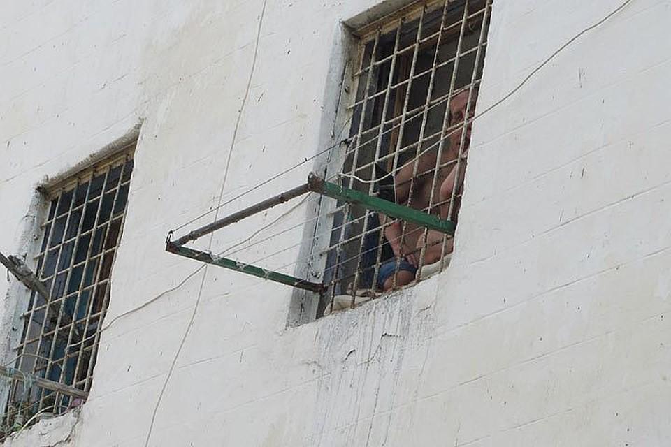 Вновогоднюю ночь изколонии вЛенобласти убежал заключенный
