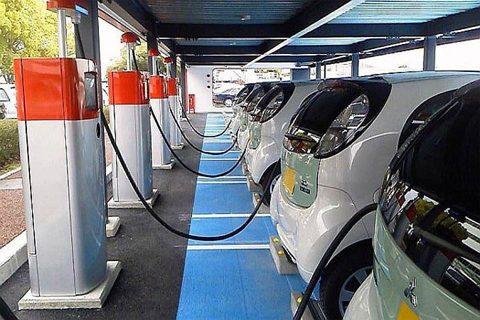 Продажи электрокаров превысили 50%. ВНорвегии, в2017 году