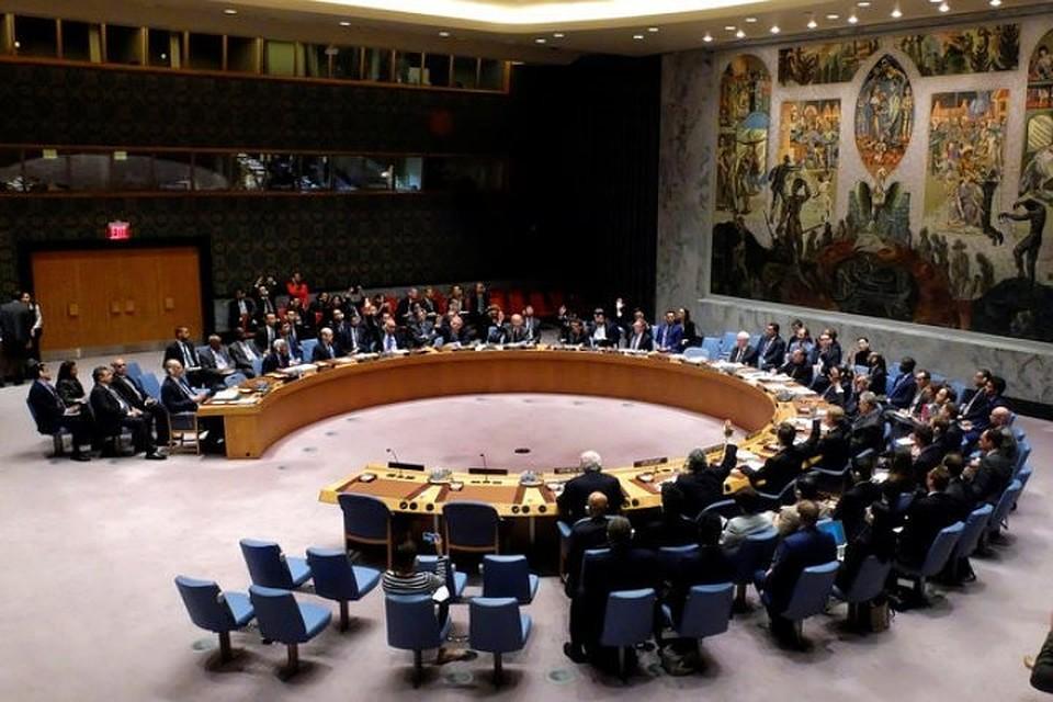 США призываютСБ ООН провести чрезвычайное совещание поИрану