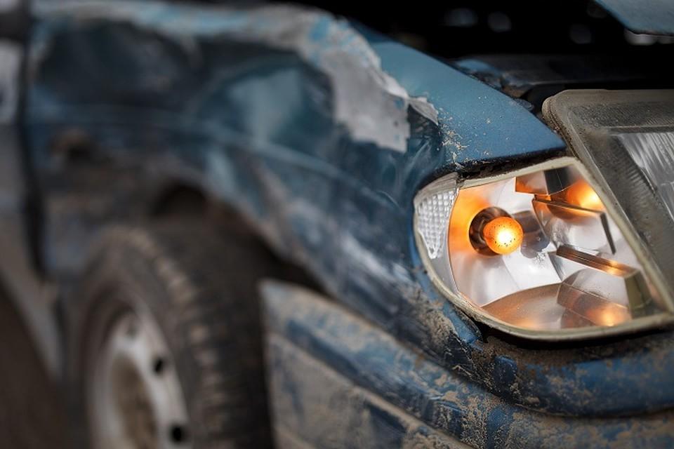 ВВологде пассажирка пострадала в трагедии  «Киа» и«Лады»