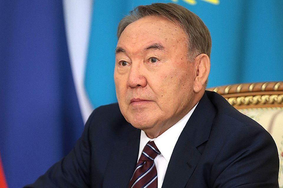 Назарбаев: вдальнейшем  вКазахстане будут водить только электромобили