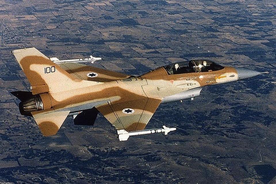 Сирия проинформировала обавиаударе Израиля повоенной базе под Дамаском