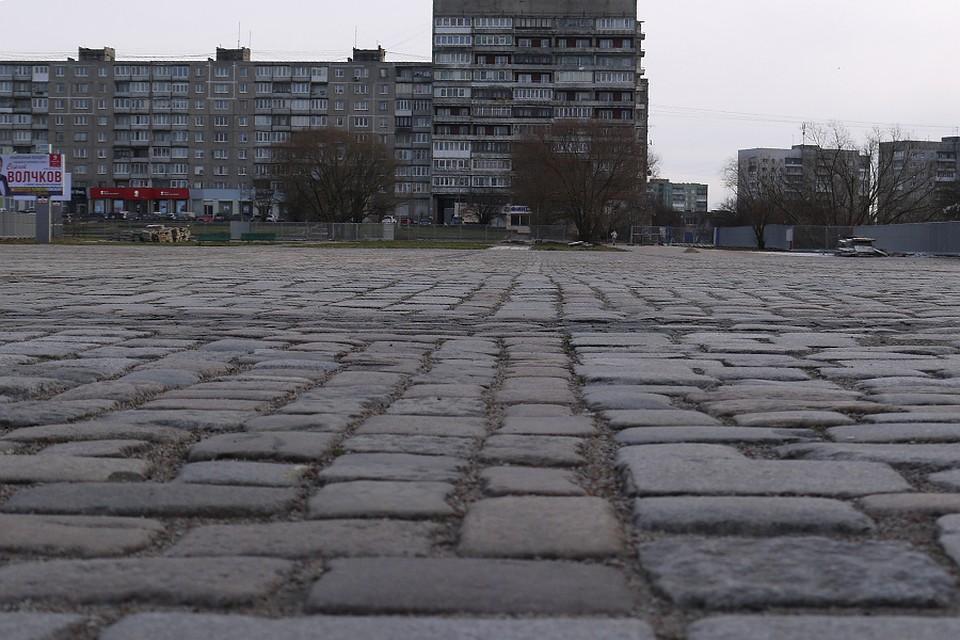 ВКалининграде фан-зона кЧМ-2018 будет построена капрелю