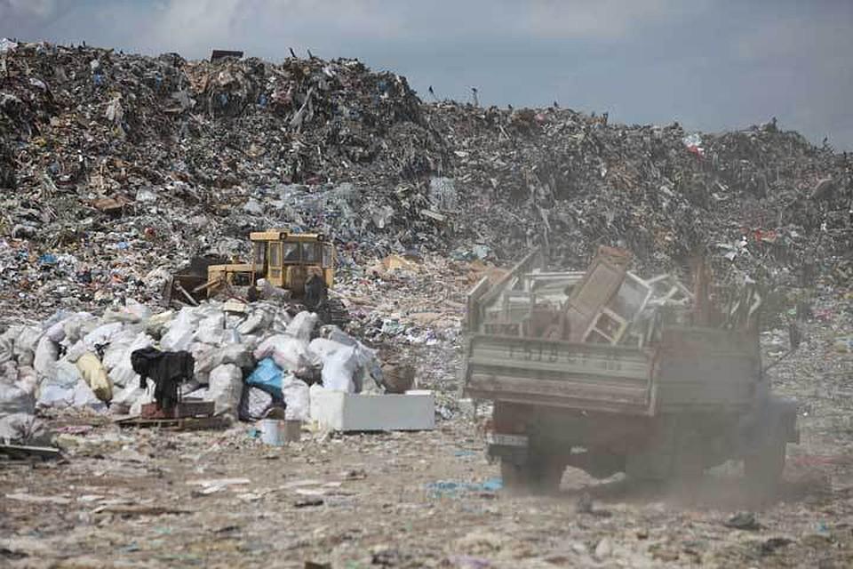 НаСтаврополье ограничили применение предельного тарифа навывоз мусора