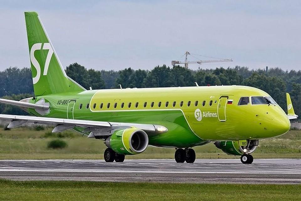 S7 Airlines летом 2018 года откроет рейсы помаршруту Новосибирск-Братск