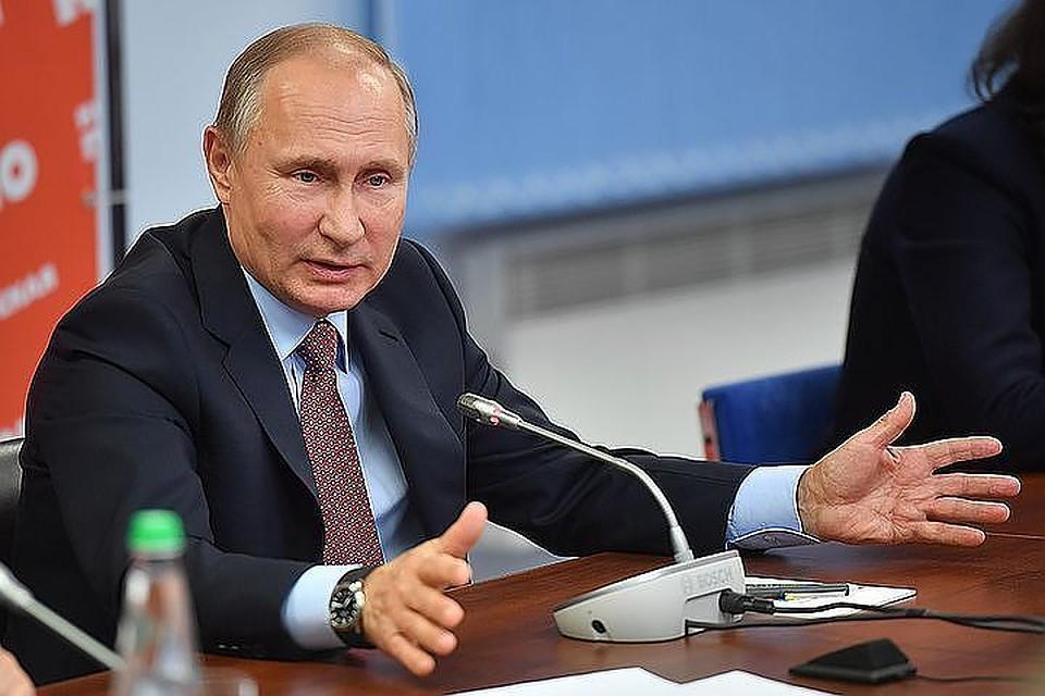 Киев крепко задумался над предложением В.Путина  поКрыму