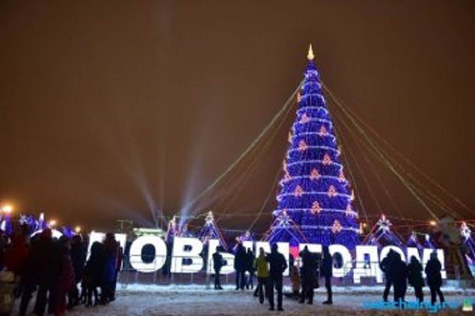 Челнинцев наСтарый Новый год приглашают наглавную городскую елку
