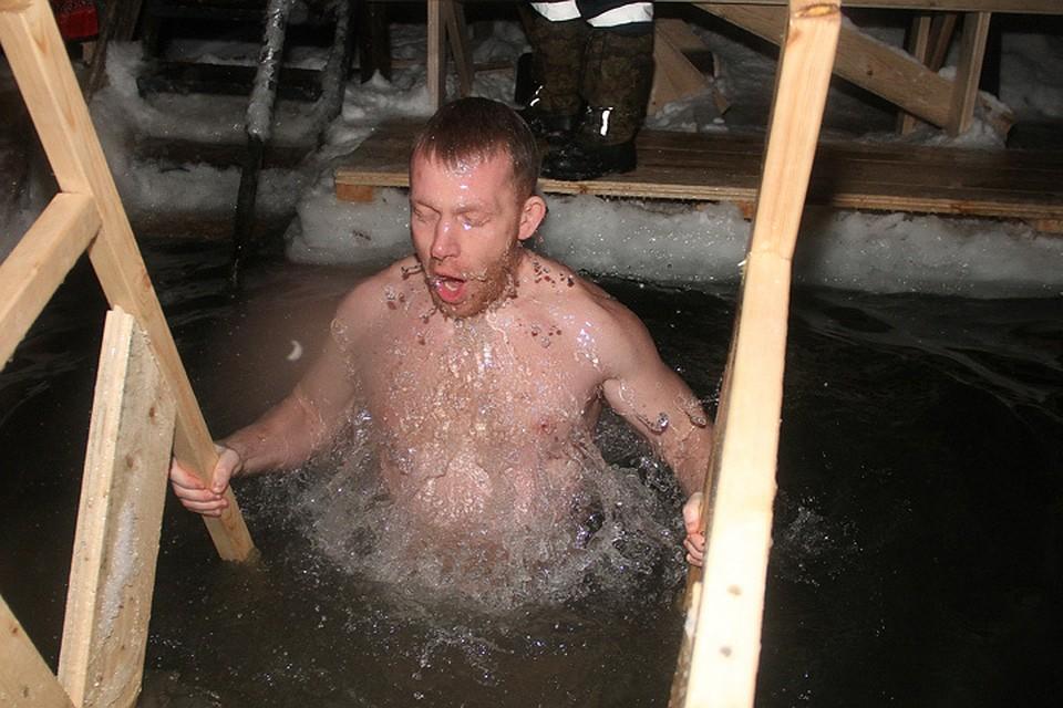 Определены места для крещенских купаний вНижнем Новгороде