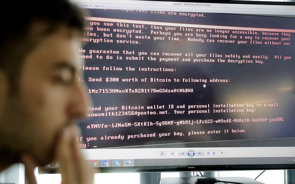 ЦРУ выяснило, что заатакой вируса «Petya» вУкраинском государстве  стоят военныеРФ