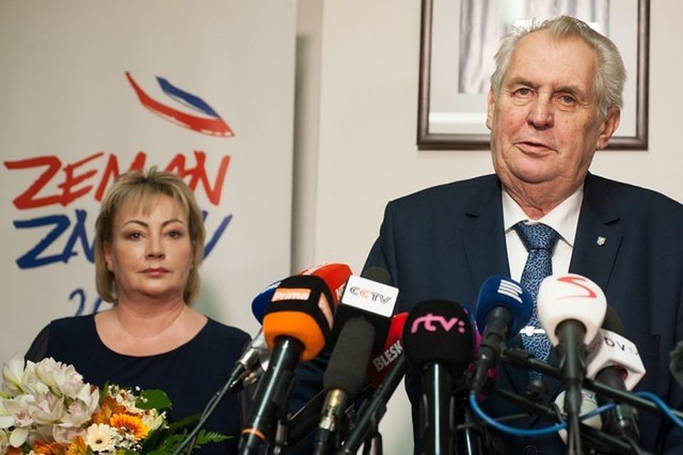Президенту Чехии порекомендовали неориентироваться наРФ
